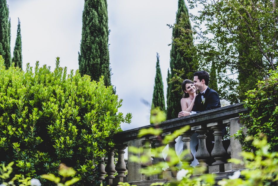 Stephanie + Chris // Greystone Mansion // Beverly Hills, CA